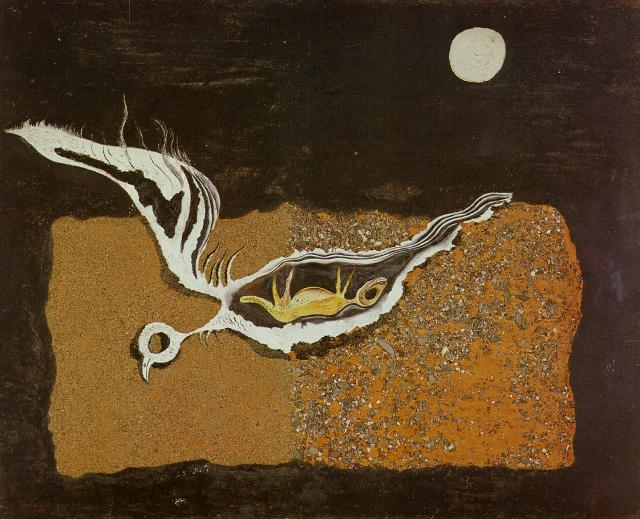 SALVADOR DALI – 1928 – 09 – Bird 1928