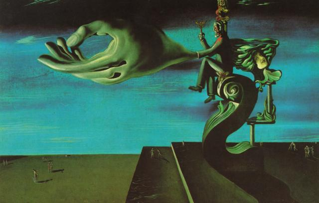 SALVADOR DALI – 1930 – 09 – The Hand 1930
