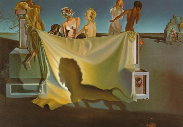 SALVADOR DALI – 1931 – 04 – The Old Age of William Tell 1931