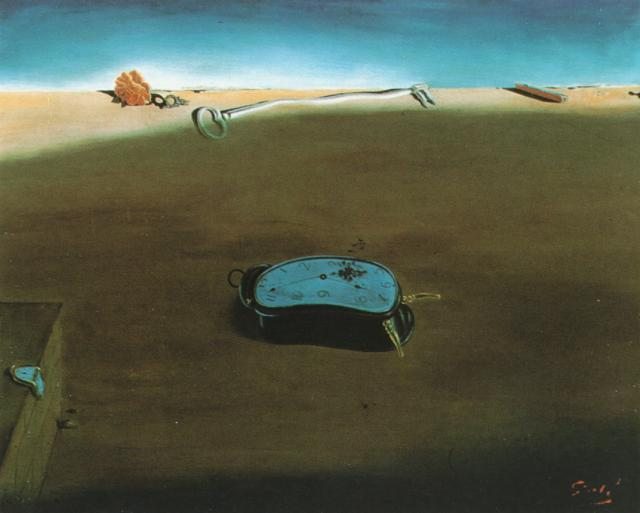 SALVADOR DALI – 1933 – 14 – Soft Watches 1933