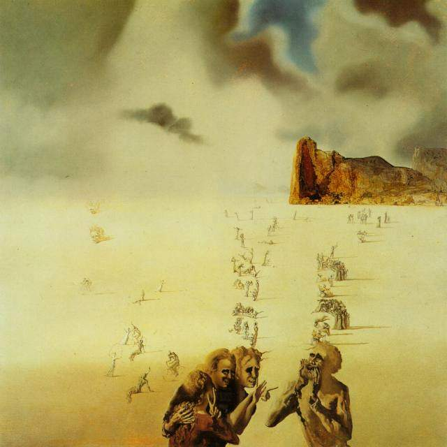 SALVADOR DALI – 1937 – 09 – Perspectives 1937