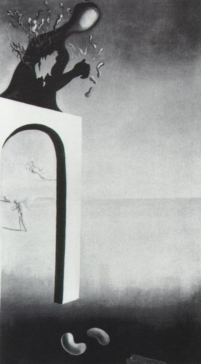 SALVADOR DALI – 1937 – 11 – Visions of Eternity circa 1937