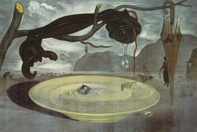 SALVADOR DALI – 1939 – 01 – The Enigma of Hitler circa 1939