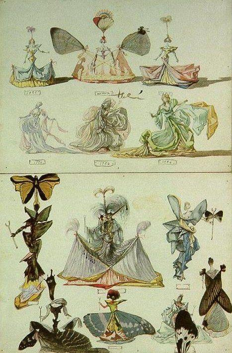 SALVADOR DALI – 1956 – 05 – Fancy Costumes 1956