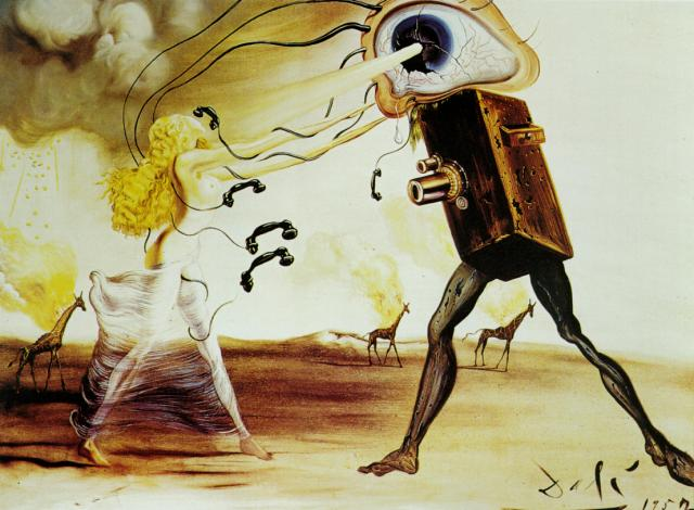 SALVADOR DALI – 1957 – 12 – Modern Rhapsody – The Seven Arts 1957