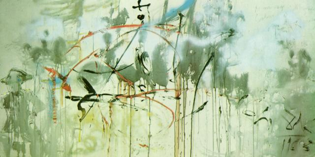 SALVADOR DALI – 1965 – 06 – Homage to Meirronier 1965