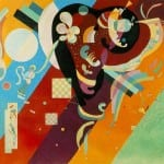 Kandinsky - Composition IX