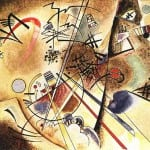 kandinsky - Small Dream in Red 1925