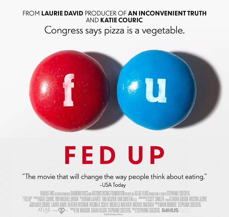 Fed Up - Documental sobre el azucar y la obesidad infantil en EEUU