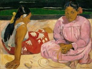 Paul Gauguin - Tahitianas