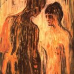 Munch - Amor And Psyche