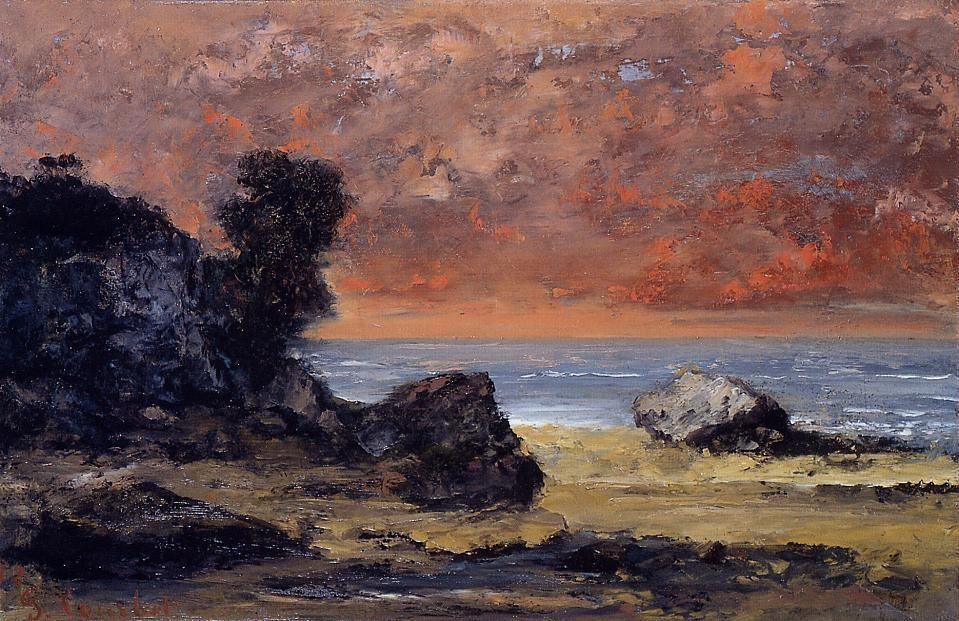 After the Storm – Gustave Courbet