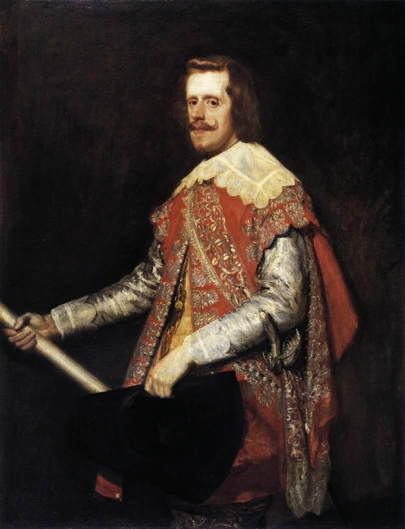 Diego Velázquez – Phillip IV in Army Dress (The portrait of Fraga) – 37