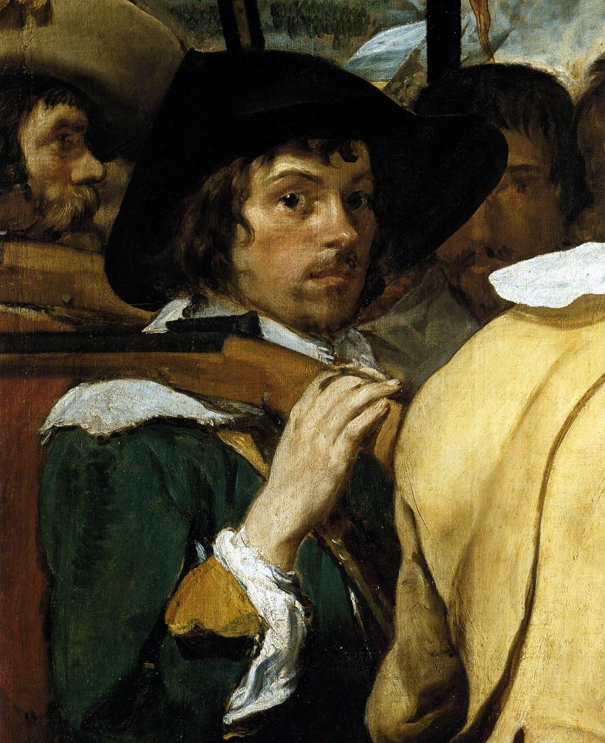Diego Velázquez – The Surrender of Breda (detail) – 03