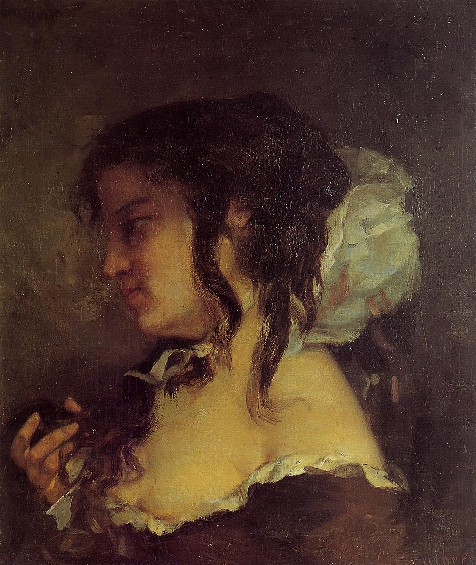 Reflection – Gustave Courbet